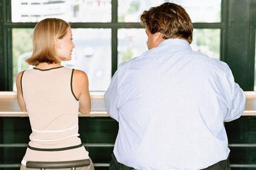 Похудение может привести к расставанию. Мнение ученых