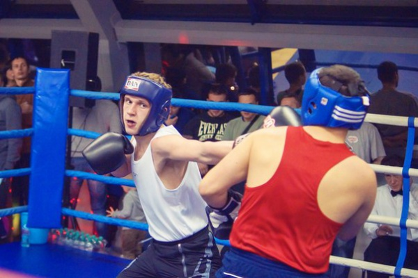 Ежегодный Турнир по боксу среди фитнес-клубов Санкт-Петербурга