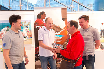 В Москве прошла презентация кроссовок ASICS GEL-KAYANO 20
