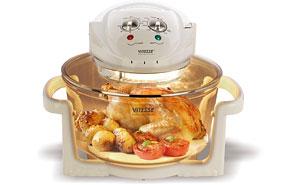 Аэрогриль сегодня — это полноценный прибор для приготовления пищи при помощи потоков горячего воздуха.