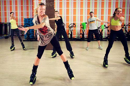 Обучение фитнес-инструкторов по программе Kangoo Power