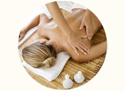 Акции на процедуры массажа в «Сфера фитнес»!