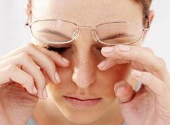 Фитнес при заболеваниях глаз и плохом зрении
