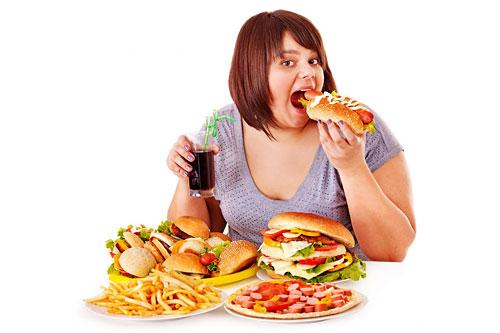 Ожирение может быть заразно. Мнение ученых