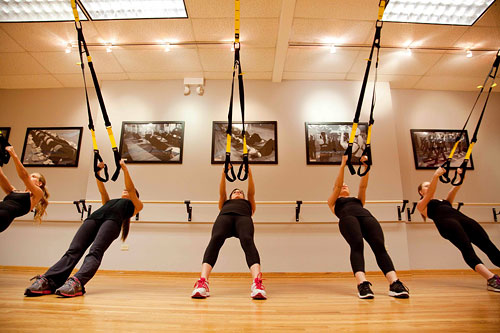 TRX-express � ����� ���������� � Fitness&More