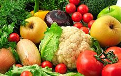 Овощи  Культуры, которые растут на грядках, прекрасно способствуют снижению лишнего веса и нормализуют обмен веществ.