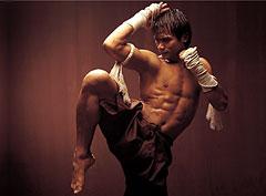 Тайский бокс — «Искусство восьми конечностей»