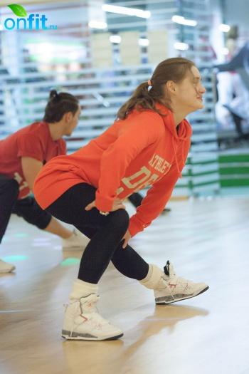 Классы TeamAERO и TeamSTEP в клубе «Фитнес-центр 100%»