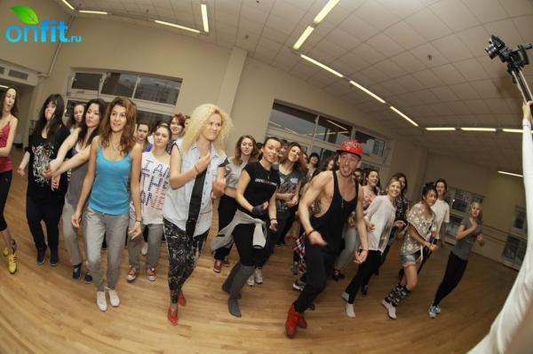 Москва станцевала Jazz-Funk, Modern и Hip-Hop