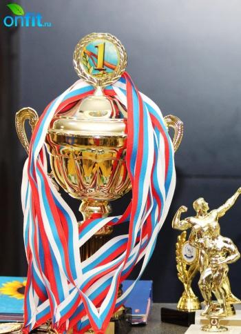 Ежегодный турнир по жиму лежа VITASPORT