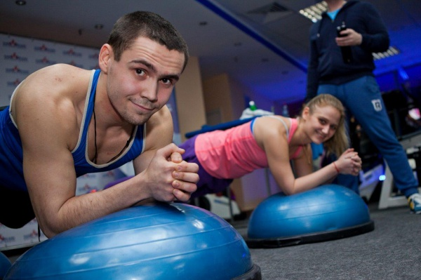 Military Handicap 2 в фитнес-центре «Марк Аврелий» Измайлово