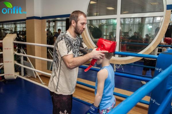 Турнир по боксу посвященный Дню Защитника Отечества