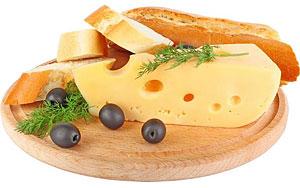Больше всего сыра употребляют жители Франции — 23 кг продукта на 1 жителя.