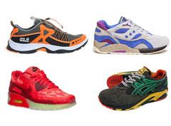 Свобода выбора! Тренды спортивной обуви сезона «Весна-лето 2014»