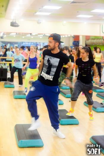Pervomart #fitnessevent