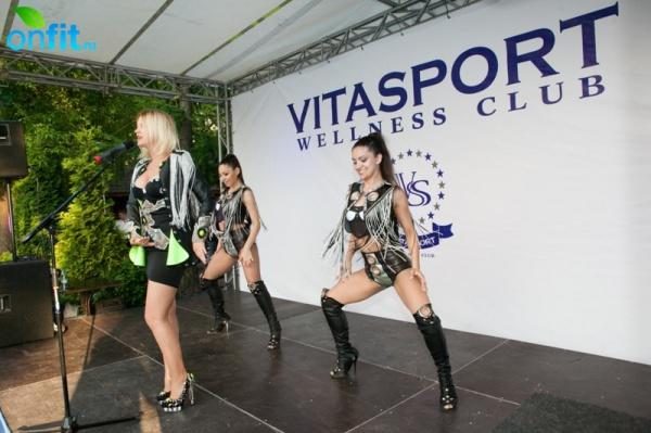 Открытие летнего сезона 2013 велнес-клуба VITASPORT