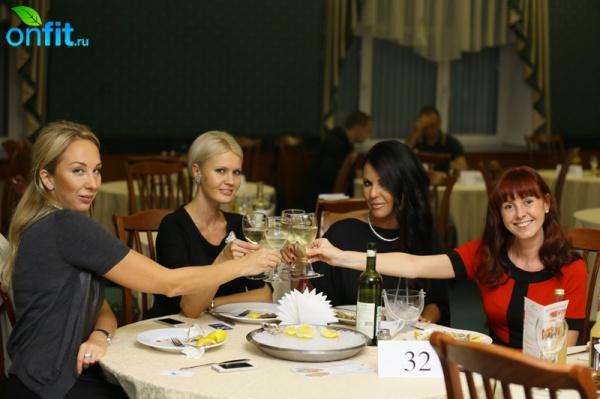 Устричная вечеринка в клубе VITASPORT