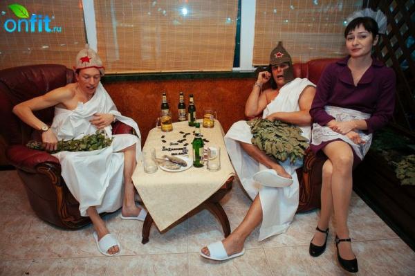 Новогодняя вечеринка VITASPORT