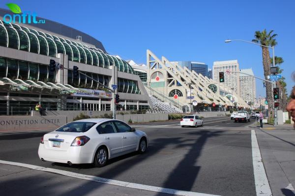 IHRSA 2014 Сан-Диего. День Первый (ч. 1) или Первые награды Конгресса