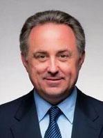 Министр спорта Российской Федерации В.Л. Мутко