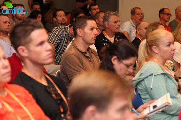 IHRSA 2014, Сан-Диего. День Первый (ч. 3) или 90 минут с лидерами индустрии