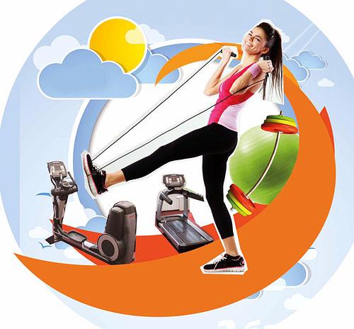 Для студентов стоимость фитнес-карты полного дня на 1 год от 15 000 руб. в клубе «Территория Фитнеса» Авиамоторная