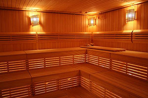 Финская баня (сауна)