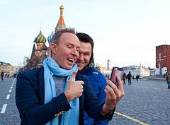 Вдохновляющий миллионы Кристофер Харрисон снова в Москве!