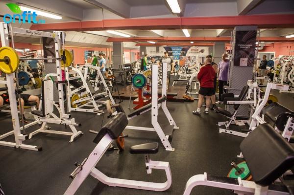 Фитнес-клуб Wild Athletic Club