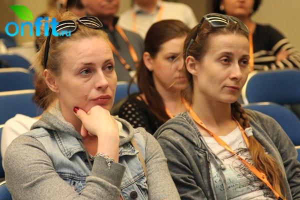 IHRSA 2014, Сан-Диего. Русская группа  и стандарты в фитнес-клубе
