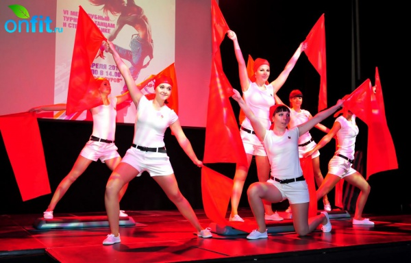 6-й межклубный Турнир по танцам и аэробике