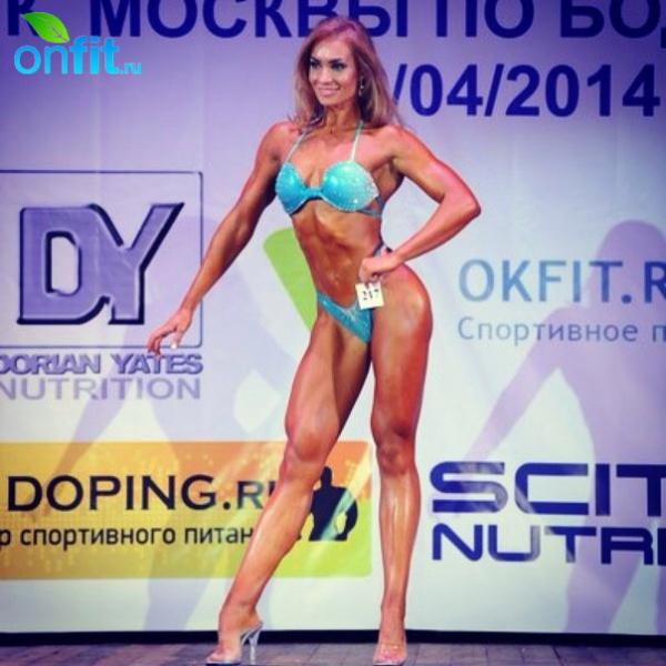 Тренеры «Мисс фитнес» Марьино на российских и международных соревнованиях