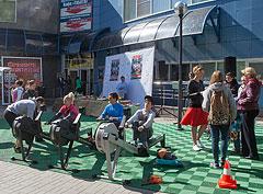 Официальное открытие первого кроссфит-кафе «ТаБаТа»!
