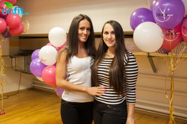 10-й День рождения клуба «Мисс Фитнес» Царицыно