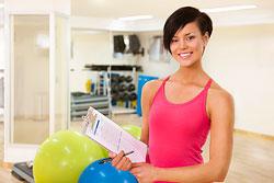 Сотрудники фитнес-центров меньше всего страдают от стресса