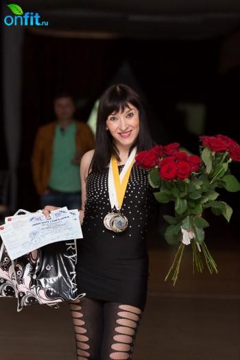 Тренер Pride Club Видное стала Чемпионкой России и Мира