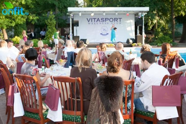 Лето в VITASPORT