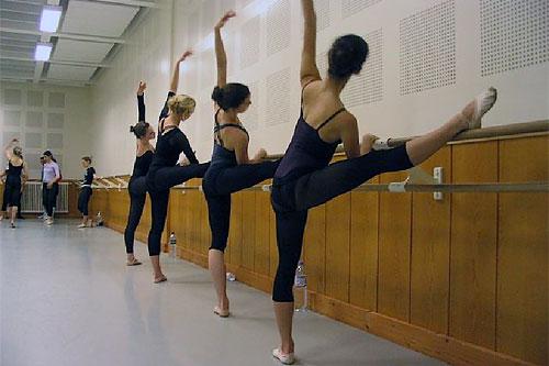 Боди-балет — грациозный фитнес!