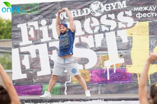 World Gym Fitness Fest'14