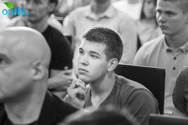 Авторский семинар Дениса Семенихина