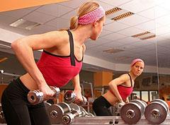 Простые правила красоты и здоровья во время фитнеса