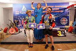 Клиенты клуба «ДОН-Спорт Алые Паруса» стали призерами чемпионата Европы по пауэрлифтингу