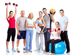 Семейная скидка в фитнес-клубе «Янтарь»!