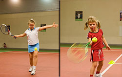Теннисный клуб «ДОН Спорт» Алые Паруса в районе м. Щукинская