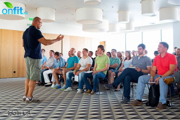 Авторский семинар Дениса Семенихина в Петербурге