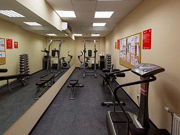 В Москве работает европейский хостел для фитнес-инструкторов