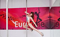 Студия Pole Dance клуба «ЕвроФитнес» открывает новый сезон!