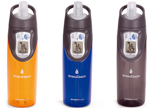 Sportline HydraCoach Intelligent Waterbottle