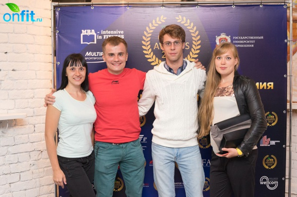 ��������� ����������� Onfit Awards 2014. ����� 2