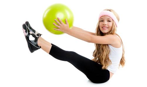 Детская студия в фитнес-клубе «Лотос»